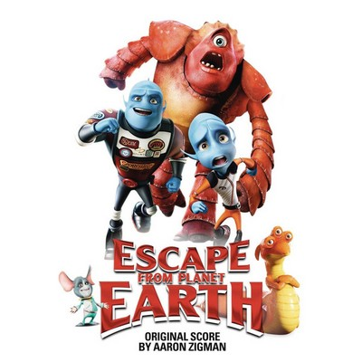 Escape-From-Planet-Earth Soundtrack