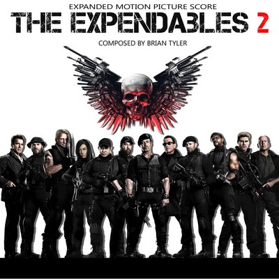 The-Expendables-2 Soundtrack