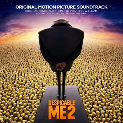 Despicable-Me-2 Soundtrack