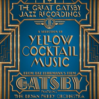 The-Great-Gatsby-The-Jazz-Recording Soundtrack