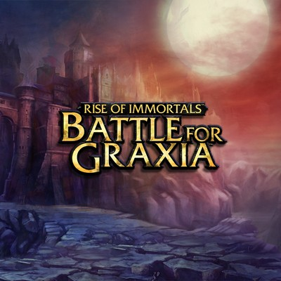 Rise-of-Immortals-Battle-for-Graxia Soundtrack