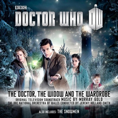 Doctor-Who-The-Doctor-The-Widow-and-The-Wardrobe-The-Snowmen Soundtrack
