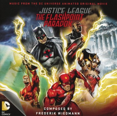 Justice-League-The-Flashpoint-Paradox Soundtrack