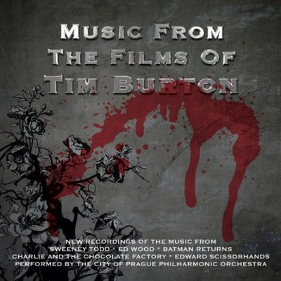 Music-From-The-Films-Of-Tim- Burton