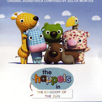 The Happets The Kingdom Of The Sun