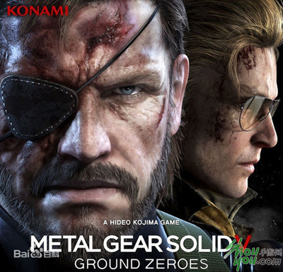 合金装备5原爆点 METAL GEAR SOLID V GROUND ZEROES
