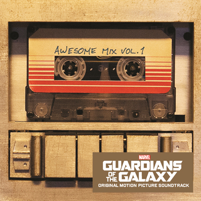 [01461]银河护卫队 Soundtrack版 GUARDIANS OF THE GALAXY:AWESOME MIX,VOL.1