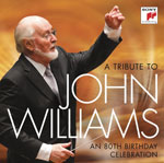 A Tribute to John Williams - An 80th Birthday Celebration电影原声音乐百度网盘下载 ost原声大碟原声带Soundtrack