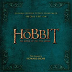 霍比特人3:五军之战 The Hobbit: The Battle of the Five Armies (Original Motion Picture Soundtrack) (Special Edition)电影原声音乐百度网盘下载 ost原声大碟原声带Soundtrack