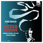 亨利·曼西尼原声集合 HENRY MANCINI: MUSIC FOR PETER GUNN