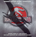 侏罗纪公园3 Jurassic Park III (Original Motion Picture Soundtrack)