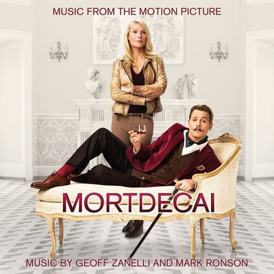 贵族大盗 Mortdecai (Music from the Motion Picture)
