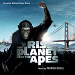 猩球崛起 录音版 RISE OF THE PLANET OF THE APES(RECORDING SESSIONS)