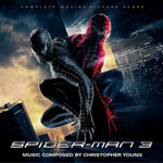 蜘蛛侠3 完整版 SPIDER-MAN 3 SOUNDTRACK (COMPLETE BY CHRISTOPHER YOUNG)