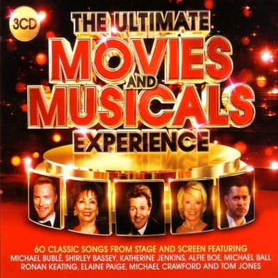 THE ULTIMATE MOVIES & MUSICALS EXPERIENCE SOUNDTRACK原声音乐百度网盘下载 ost原声大碟原声带Soundtrack