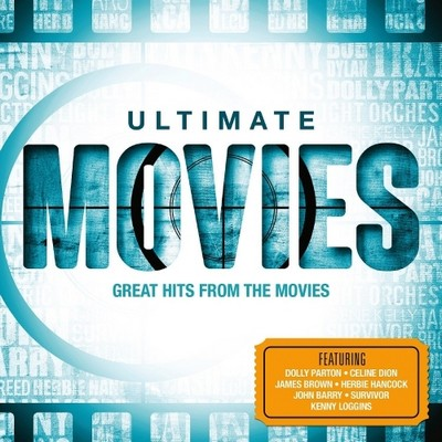 ULTIMATE MOVIES: GREAT HITS FROM THE MOVIES SOUNDTRACK电影原声音乐百度网盘下载 ost原声大碟原声带Soundtrack