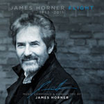 詹姆斯·霍纳 精选集 JAMES HORNER FLIGHT 1955-2015 SOUNDTRACK