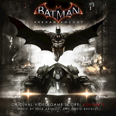 ARKHAM KNIGHT VOLUME 2