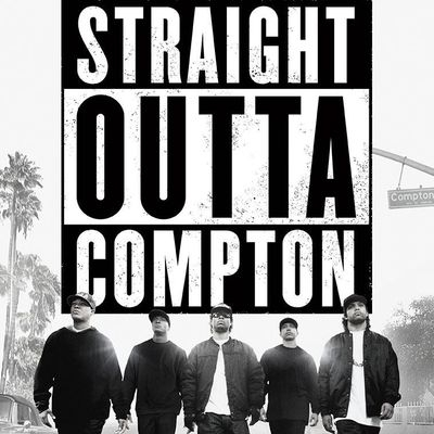 STRAIGHT OUTTA COMPTON UNOFFICIAL SOUNDTRACK