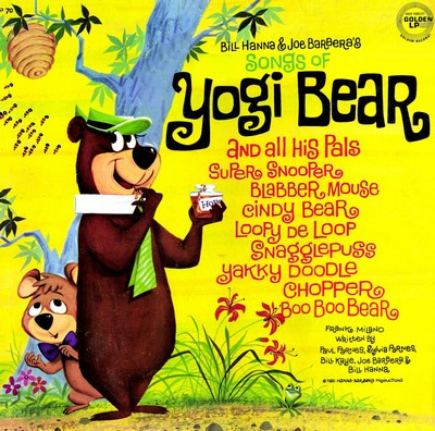 SONGS OF YOGI BEAR AND ALL HIS PALS SOUNDTRACK
