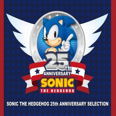 SONIC THE HEDGEHOG 25TH ANNIVERSARY SOUNDTRACK