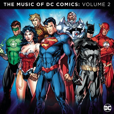 THE MUSIC OF DC COMICS